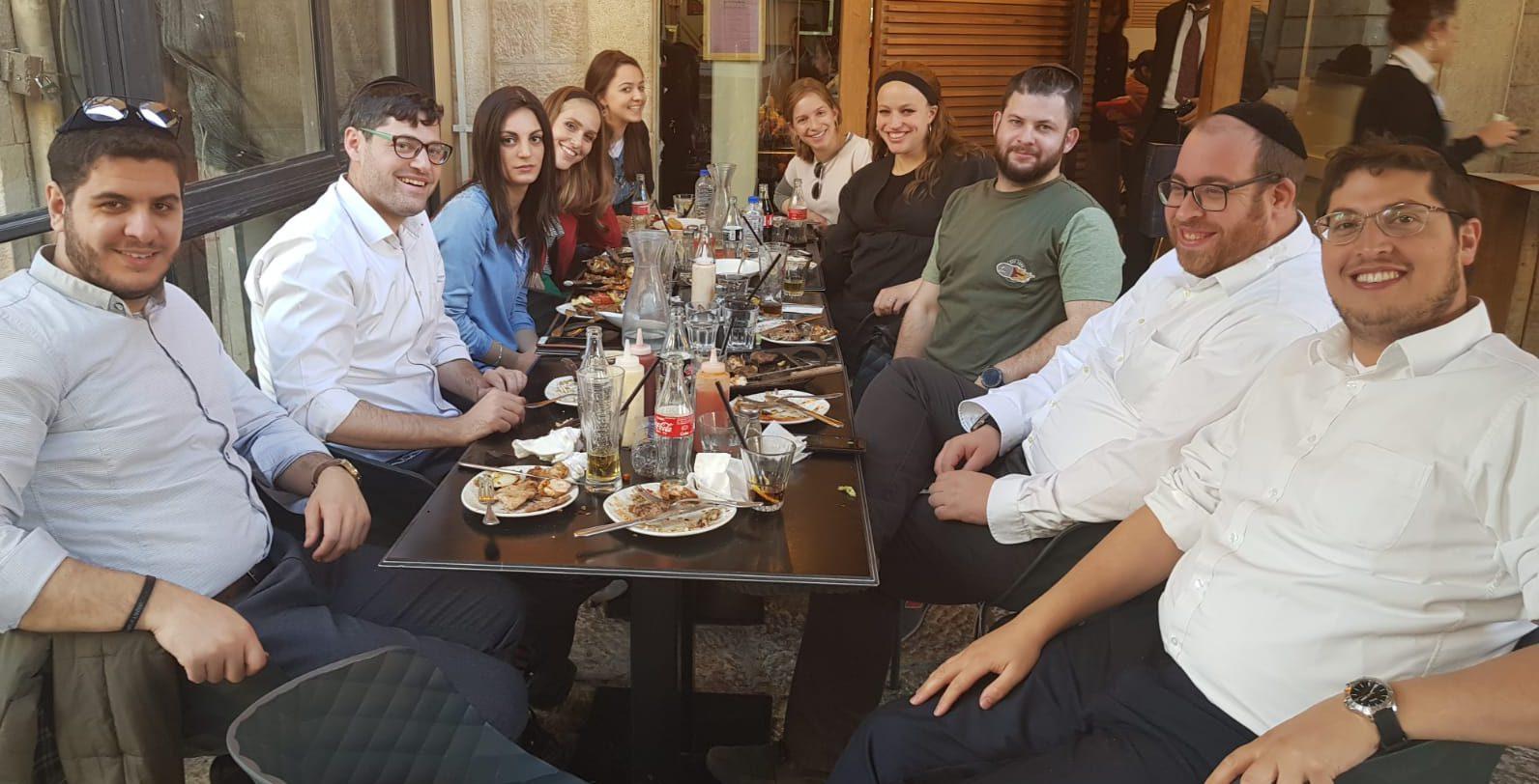 ביקור וסיקור: יוני קדם פגש את הצוות של סוכנות הדיגיטל Webetter 1