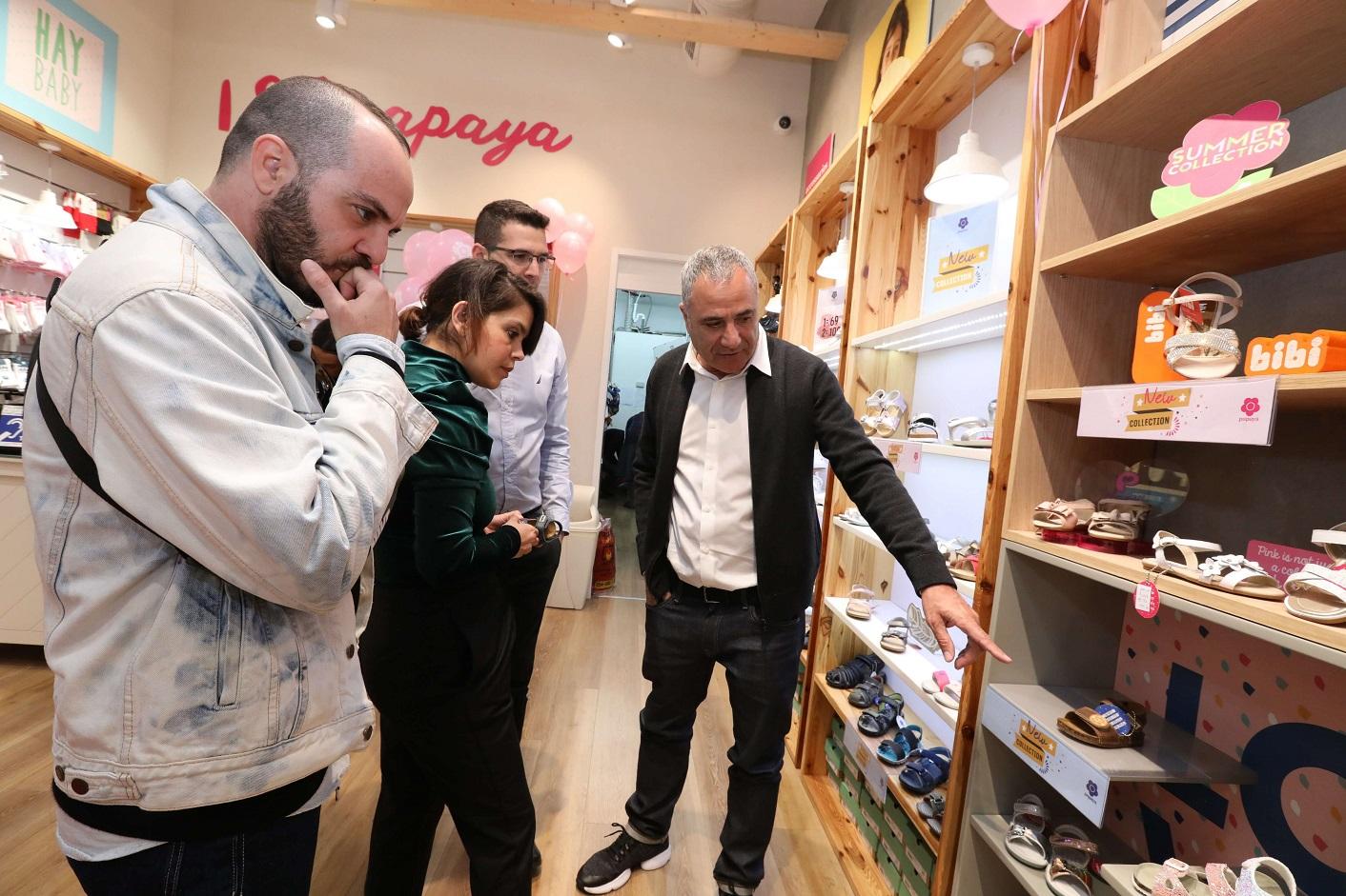 תקציב חדש למילר פוינט: מותג נעלי הילדים 'פפאיה' 4
