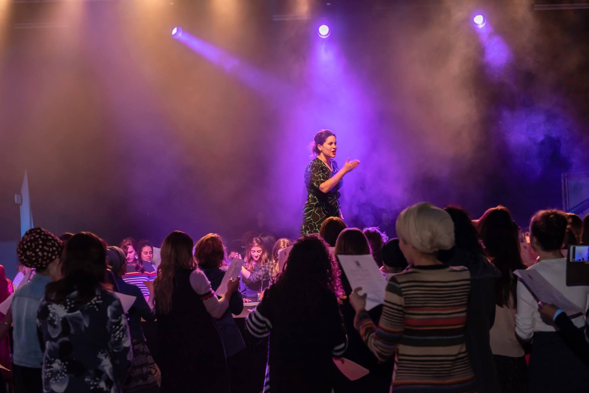 אירוע we_women#: כישלון ידוע מראש או הצלחה חרדית-פמיניסטית? 6
