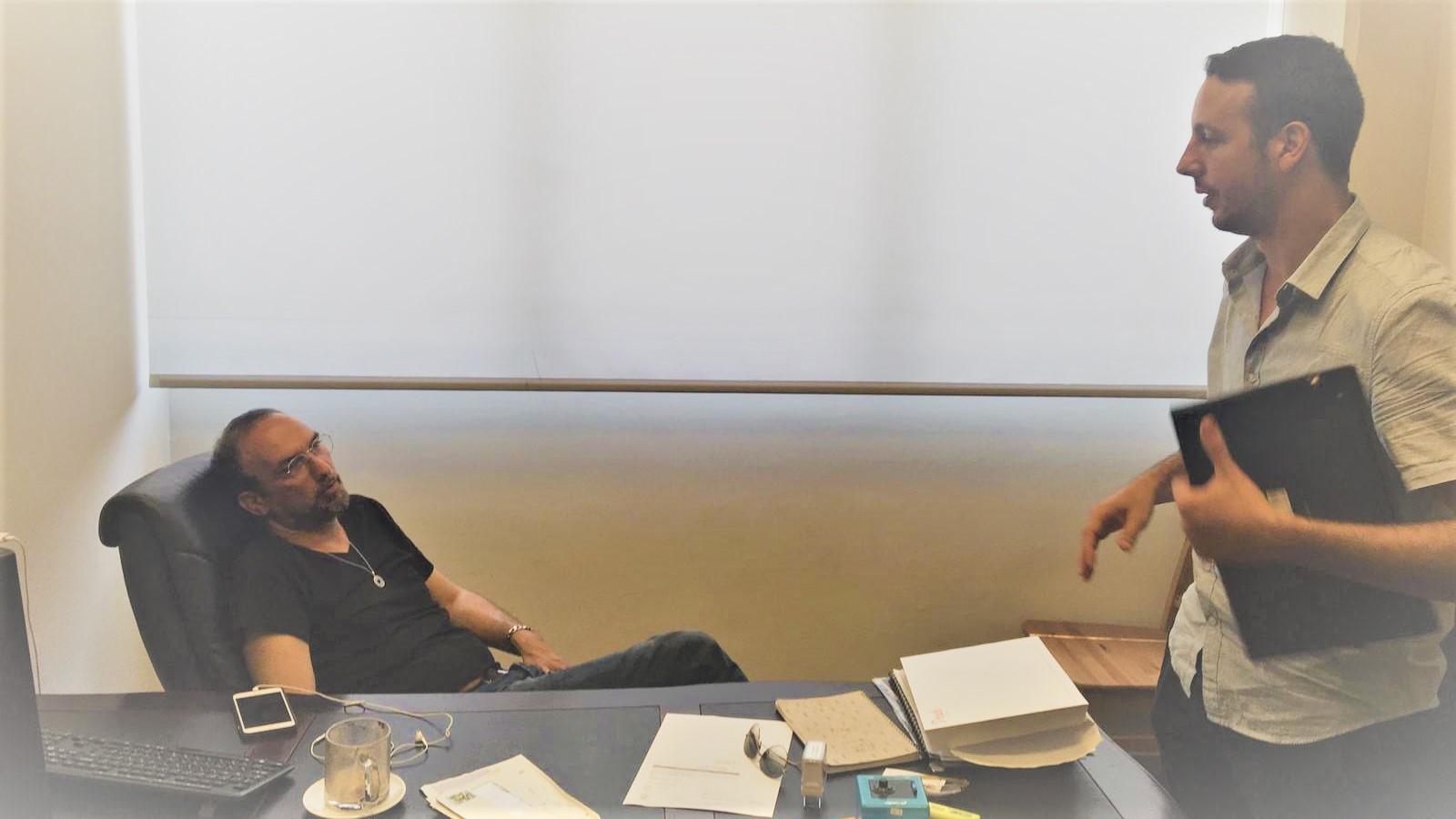 """גולן פרצר רצה להיות בצד של הכסף: """"פרסום סמוי זה שם מפגר שיש אותו רק בעברית"""" 1"""