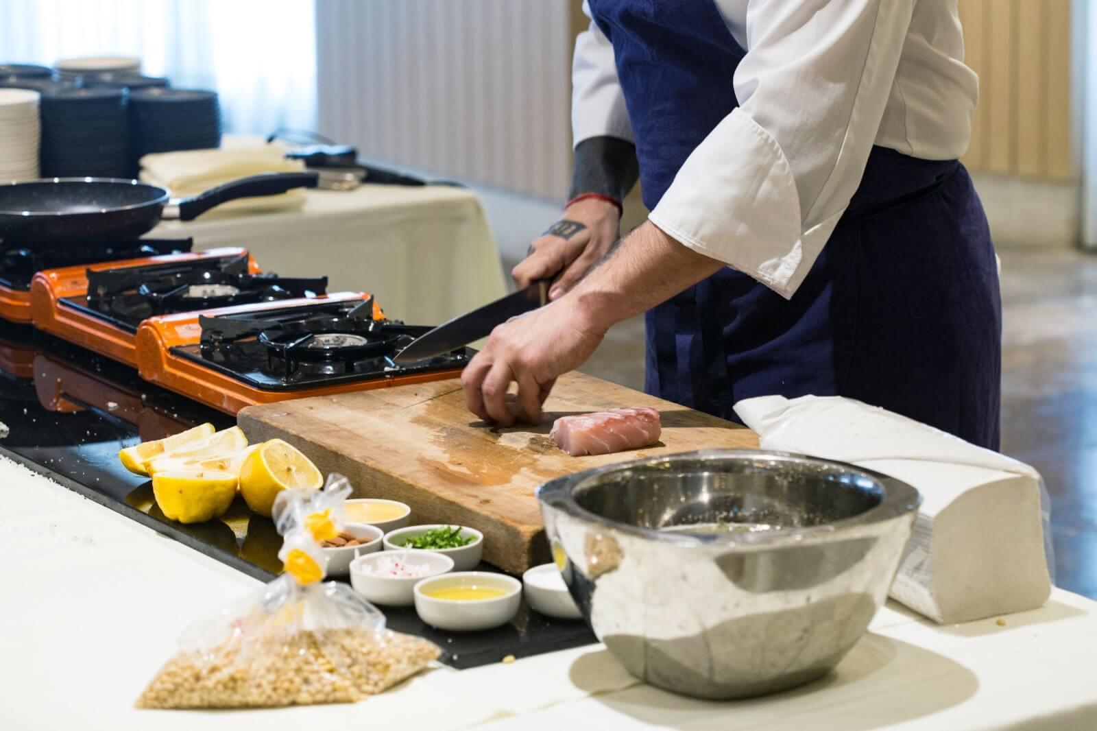 השף אסף גרניט העביר סדנת בישול לעיתונאיות חרדיות 6