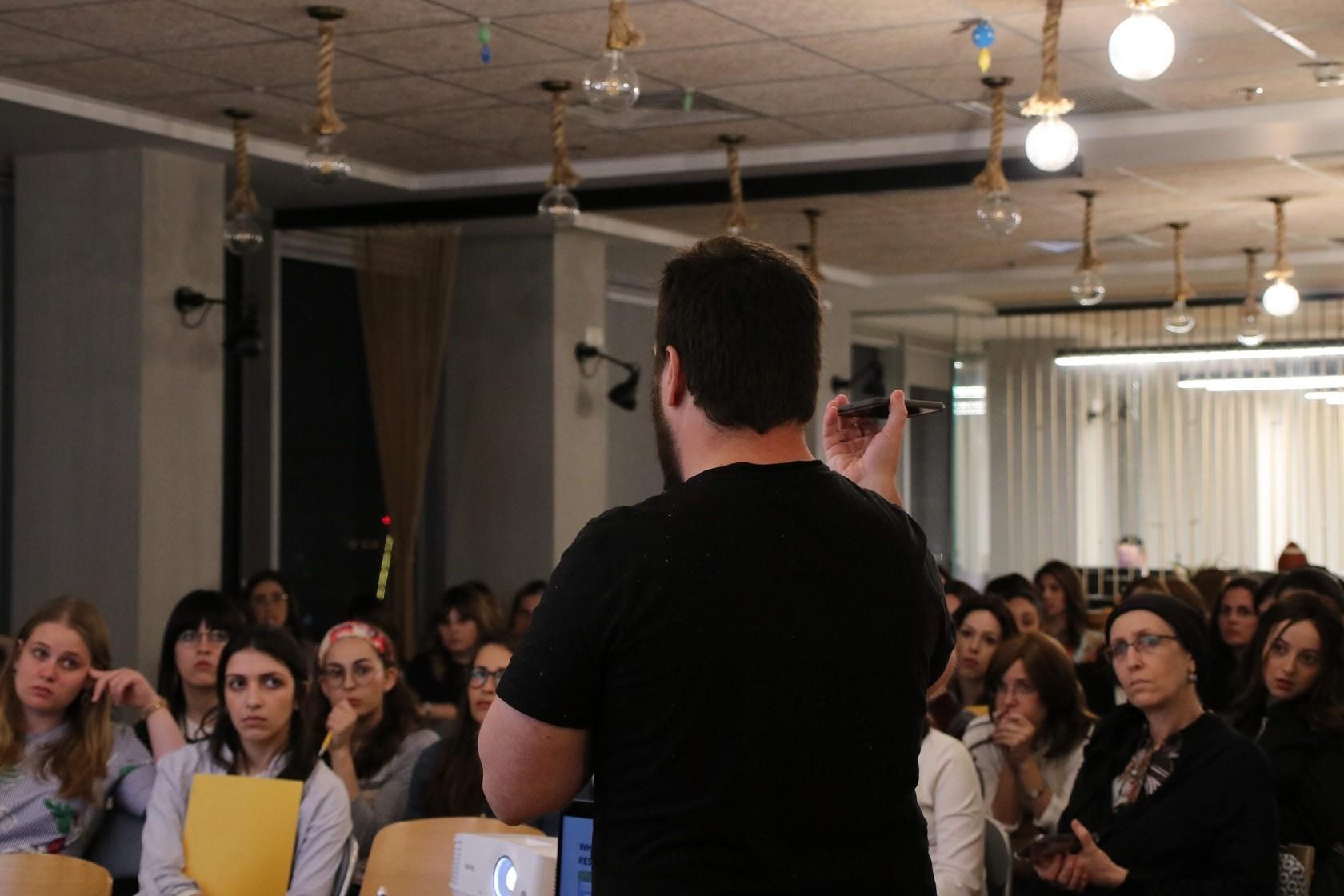 כשחדשנות וטכנולוגיה נפגשו עם עיצוב וחווית משתמש: סיקור אירוע UIX מבית 'סיעור מוחות' 4