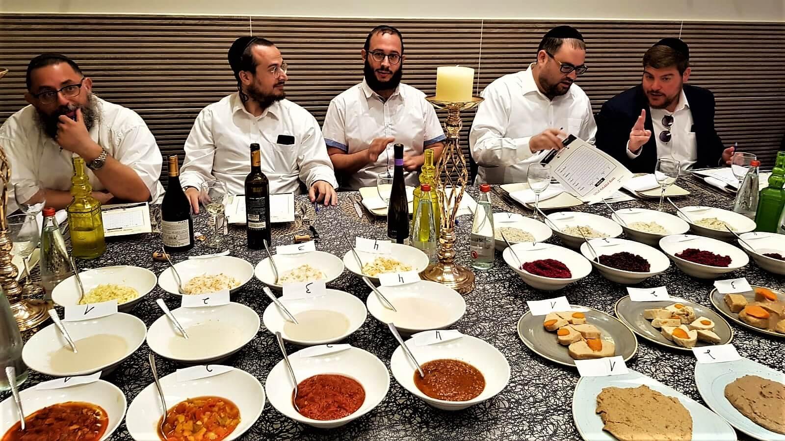 הלכנו למבחן טעימות עיוור במסעדה היהודית וזה מה שקרה שם 1