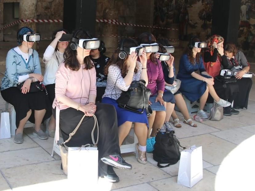 מטיילים למהדרין: עובדים חרדים במכבי השתתפו בימי גיבוש מיוחדים 2