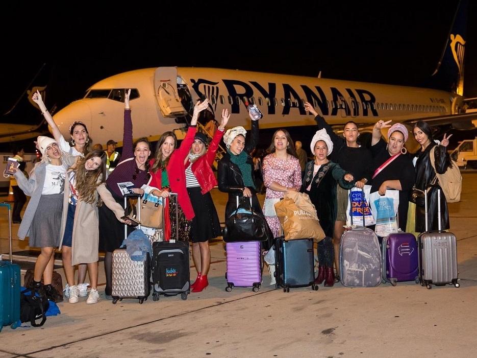 יומן מסע לקפריסין: מה עשתה אפרת פינקל בחופשה עם אושיות אינסטגרם? 12