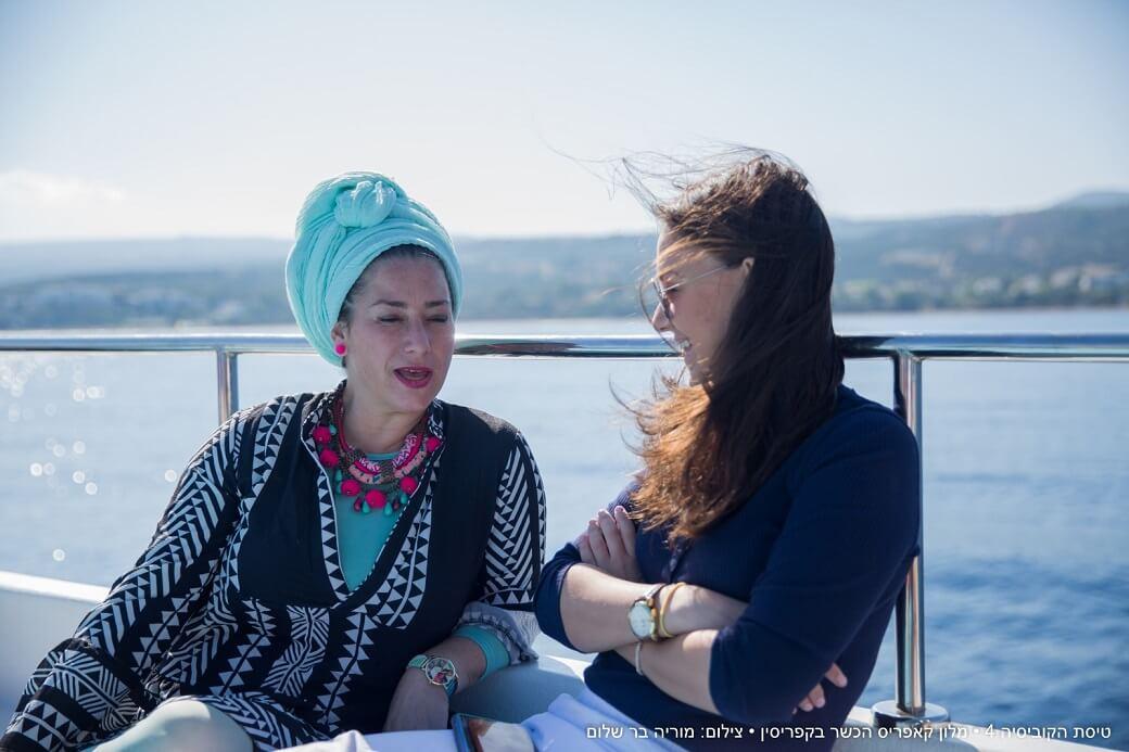 יומן מסע לקפריסין: מה עשתה אפרת פינקל בחופשה עם אושיות אינסטגרם? 7
