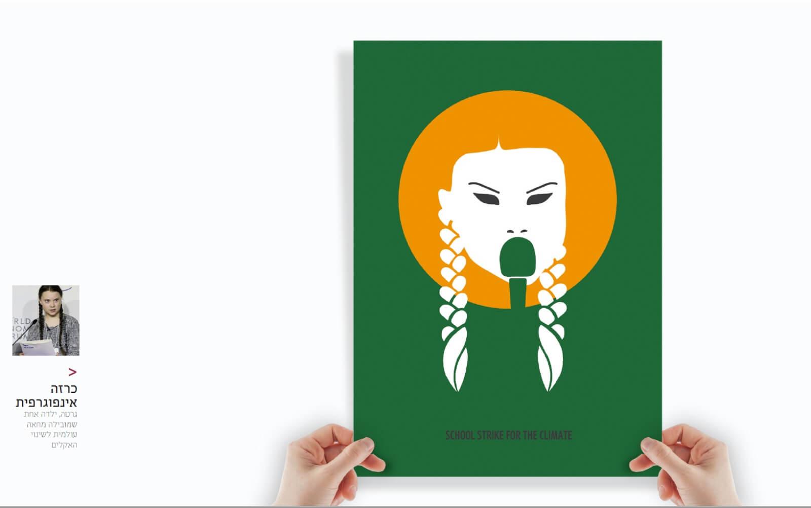 גלריה: בוגרות קורס מיתוג וארט דיירקשן הציגו עבודות גמר מדהימות 4