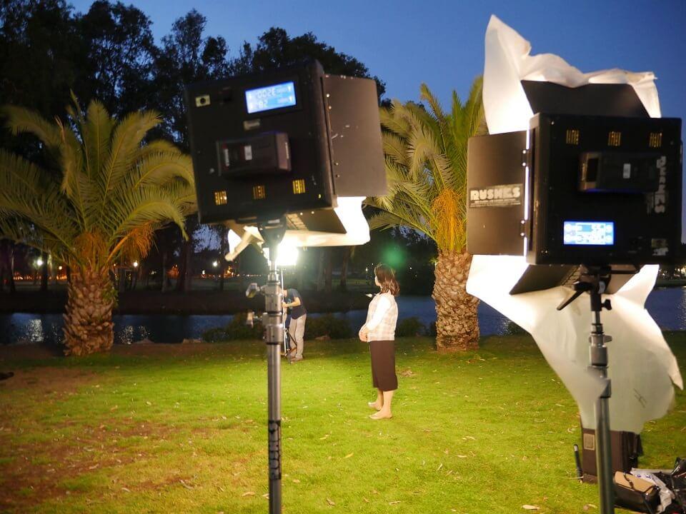 מאחורי הקלעים: בוגרות קורס מולטימדיה מדברות 2