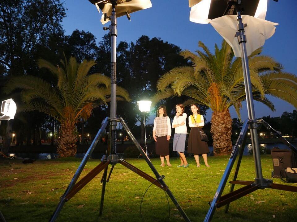 מאחורי הקלעים: בוגרות קורס מולטימדיה מדברות 1