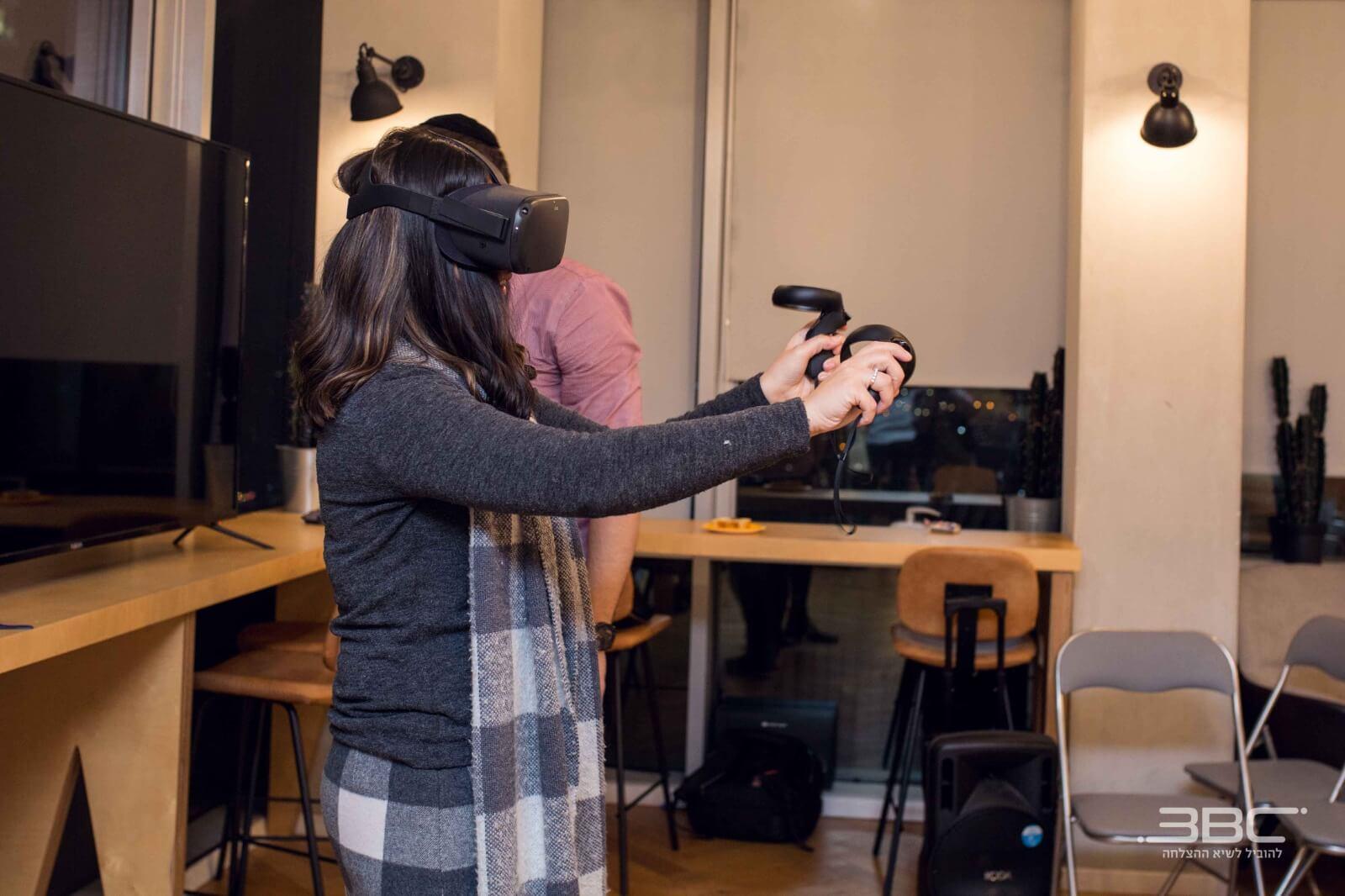 חדש ובלעדי: קורס לפיתוח ועיצוב מציאות מדומה ומציאות רבודה 7