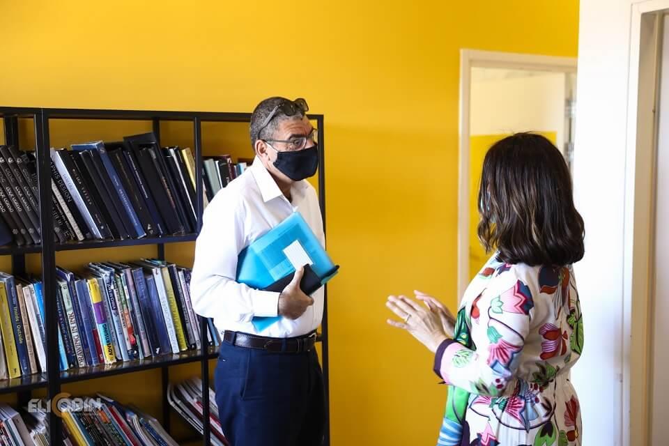 סיעור מוחות הציג למידה מיטבית בפני בכירי משרד העבודה והרווחה 1