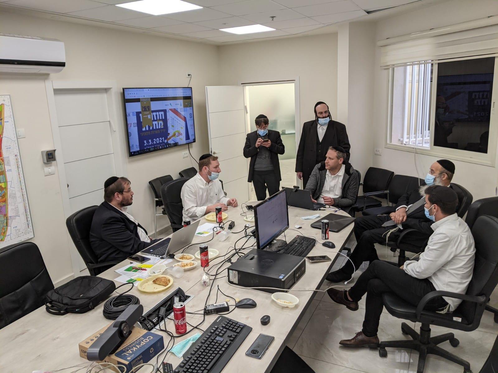 הצלחה מסחררת ליריד התעסוקה של מרכז ההכוון התעסוקתי של עיריית בני ברק 1
