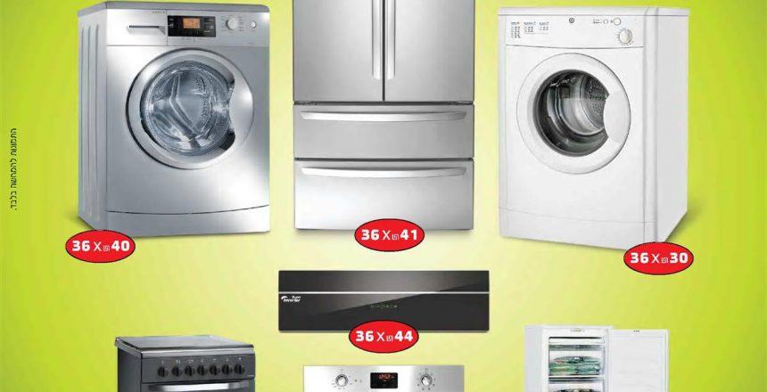 36 תשלומים של מוצרי חשמל