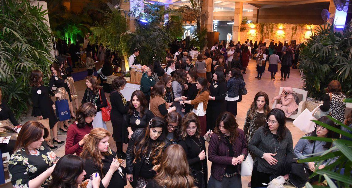 """סיקור מצולם: יותר מאלף נשים באירוע """"עושות עסק 5"""" של עיתון משפחה"""