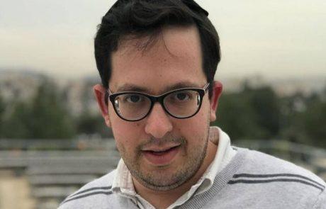 ראיון ראשון עם יעקב גרודקה – העורך החדש של 'בחדרי חרדים'