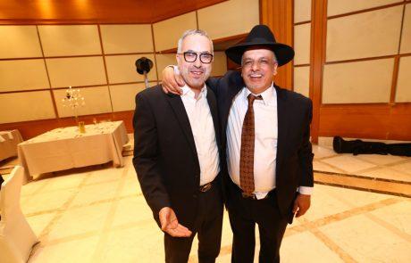 גלריה: קבלו 20 תמונות ברנז'איות במיוחד בשולי החתונה של אבי (בן יגאל) רווח