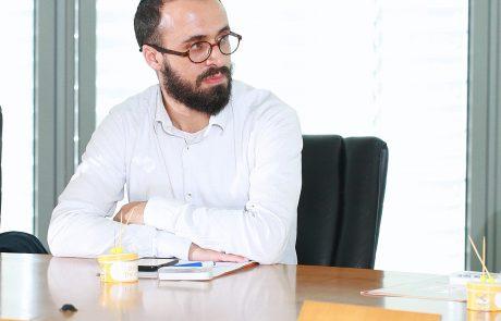 """פרישה נוספת: נחמיה רוזנפלד, מנהל מחלקת יח""""צ באפיקים, הודיע על עזיבתו"""