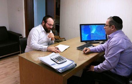 פותר המשברים • ראיון עם שעיה איצקוביץ